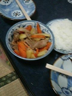 初 料理(*^-^)b